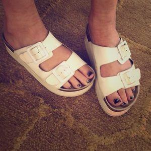 TopShop Sandals sz.7- Super CUTE